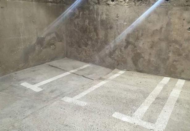 Division place de parking